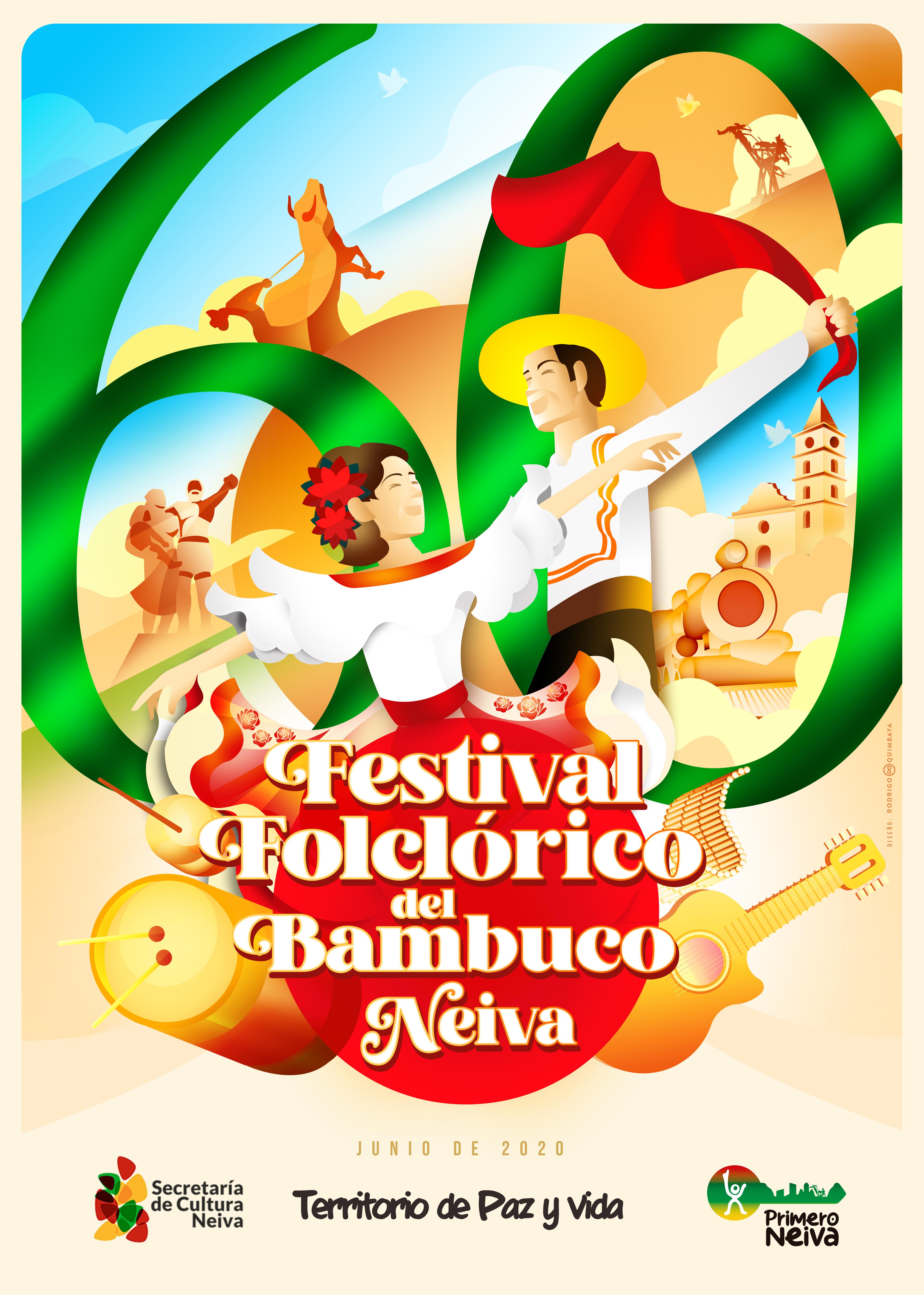 FESTIVAL BAMBUCO NEIVA